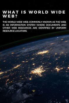 What is World Wide Web Our Life, Real Life, Web Languages, Start A Website, Web Address, Newspaper Article, Revolutions, What The World, Hosting Company