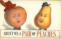 Aren't We a Pair of Peaches Fantasy