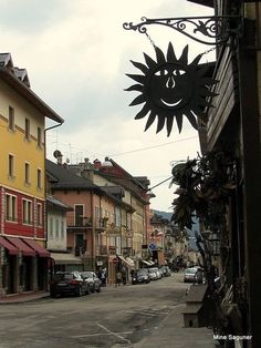 Asiago, Italy.  I had the honor of staying with an amazing family here