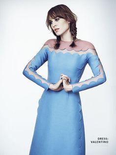 Valentino Dress, A/W 2013-2014.