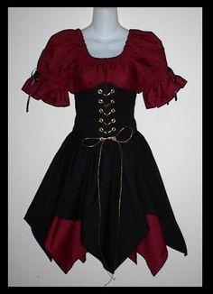 Wood Elf Cincher Set - renaissance clothing, medieval, costume