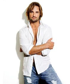 Josh Holloway: scrumptious as ever