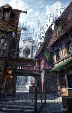 The Foundry Community :: Forums :: Fantasy City