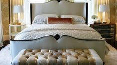 Classic Traditional Master Bedroom Design Ideas