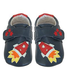 Another great find on #zulily! Navy Rocket Bootie by Jack & Lily #zulilyfinds