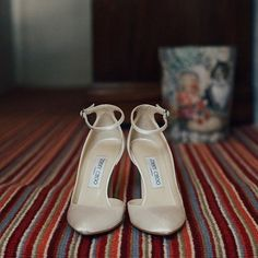 Victoria's rather fancy wedding shoes! For more from Victoria & Vincent's wedding story head over to my blog (link in bio) #weddingphotography #weddingphotographer #weddinginspiration #wedding #weddingshoes #bride #picoftheday #2017 #countrywedding #yorkshire #instawedding