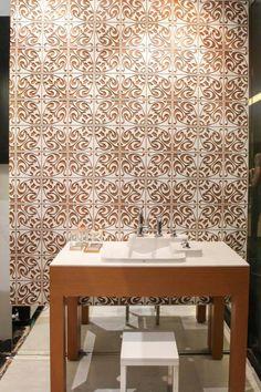 Colonial- Brazilian wood tiles