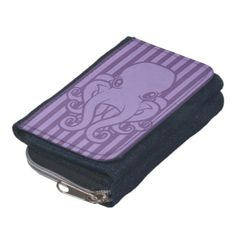 Shop Octopus Logo Wallet created by Figbeater. Personalize it with photos & text or purchase as is! School Readiness, Wallets For Women, Octopus, Zip Around Wallet, Women Accessories, Coin Purse, Logos, Classic, Stuff To Buy