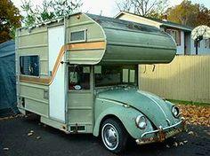 Vintage Rv, Vw Beetles, Recreational Vehicles, Campers, Beetle Car, Autos, Travel Trailers, Rv Motorhomes, Camper Trailers