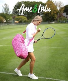 Ame and Lulu are this years hottest selling tennis bags for women! Get the bags designed for women, BY women. #tennis #womenfashion #womensworkout #tennisbag #designertennisbags #tennisbagsforwomen #tennisfasion #fashiononthecourts