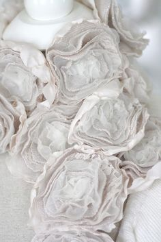 cashmere-roses  scarf