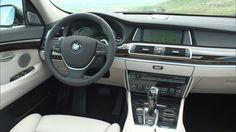 2010 2011 BMW 5Series F10 Interior Video YouTube
