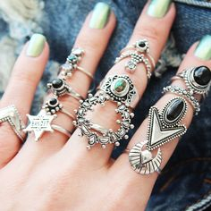 ❧ T H E W E S T IS C A L L I N G ❧ In store now ☞ shopdixi.com ❧ shop dixi // dixi // boho // bohemian // jewelry // jewellery // grunge // goth // hippie // hipster // gothic // crescent // moon // onyx // turquoise // opal // bandit // outlaw // badass // fierce // inspiration // lookbook