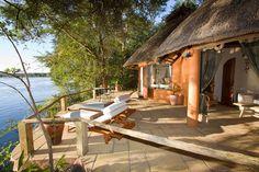 River Cottages at Tongabezi Safari Lodge, Zambia