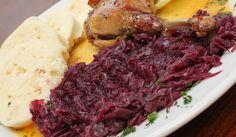 Svatomartinská husa recepty česky