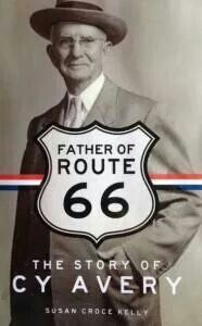 CYRUS AVERY ,FATHER OF ROUTE 66 #AdventureAwaits @rothcheese