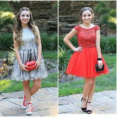 Brooklyn and bailey looking beautiful and glam !