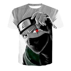 Mens Leaves Headband Tank Top DressCode Naruto Shippuden