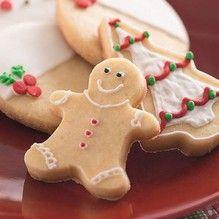 Tupperware - Biscoitos Amanteigados de Natal