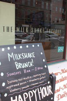 RadioChumps x The Milkshake Factory