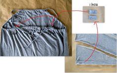 WobiSobi: Tee-Shirt, Fishtail Sundress, DIY :)