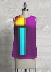 Pixel Sleeveless Top: What a beautiful product!