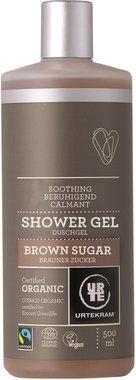 Urtekram Brown Sugar Shower Gel (Fair Trade)