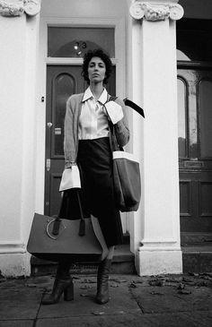 Los 7días/7looks de Yasmin Sewell © Chloe Wallace / Realización: Patricia Ruiz del Portal