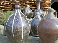 Eric Smith - Pottery | Salmon Falls Artisans Showroom
