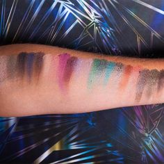 Swatches new Vice palette 4 Urban Decay