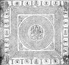 Pratisara Mantra1 - Chinese Buddhism - Wikipedia