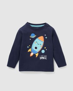 Camiseta de bebé Unit Animales · Moda y Accesorios · Hipercor db51bb7101d