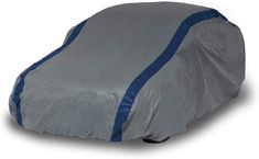 """Duck Covers A3C200 Weather Defender Car Cover for Sedans up to 16' 8"""",Gray/Navy Blue,200 Inch Length x 60 Inch Width x 51 Inch Height Defender Car, Sedans, Cheap Cars, Car Covers, Interior Accessories, Bean Bag Chair, Navy Blue, Weather, Gray"""