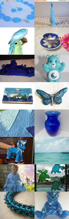 Out of the Blue by Lori G on Etsy--Pinned+with+TreasuryPin.com