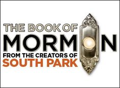 The Book of Mormon at the Bank of America Theatre - wish these tickets weren't so expensive!