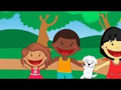 Aprendiendo con Yaya-ACCIONES (Canción Completa) - YouTube