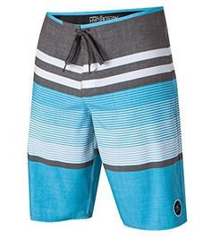 a319cb0baf Shop for Men's O'Neill Heist Boardshorts Pale Blue. Get free delivery at  Overstock - Your Online Men's Clothing Shop!