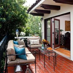 Los Angeles: Outdoor Living from best toh tv home remodels by kevin o'connor - Spanish-style