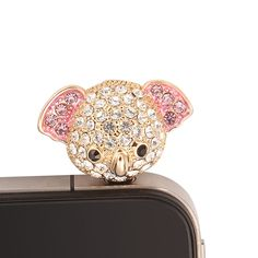 iphone dust plug, iphone dust stopper,iphone dust charm  I WANT IT NOW!!!!!!!!!