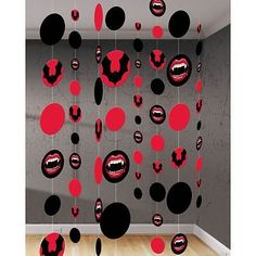 #Halloween #vampire bite lips blood #party string room decoration pack of 8,  View more on the LINK: http://www.zeppy.io/product/gb/2/122096868711/