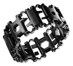 Leatherman Tread Multi-Tool Bracelet & Watch
