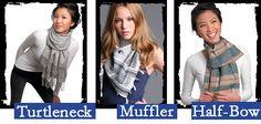 #scarf tying videos  scarves women #2dayslook #new #fashion #nice  www.2dayslook.com