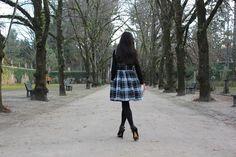 Estilo Hedónico: O prazer de ter estilo com... tartan!!