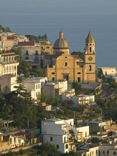 San Gennaro Church, Amalfi Coast, UNESCO World Heritage Site, Campania, Italy