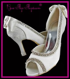 542ff2e35b8af4 36 best Fabulous Wedding Heels for the Bride images on Pinterest in ...