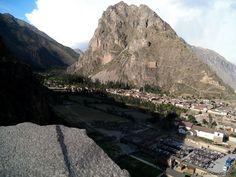 Ollantaytambo. Cusco, Peru.