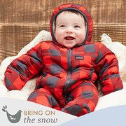 Take a look at the Let It Snow | Kids event on #zulily today!
