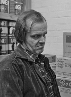 Jack Nicholson Frozen In The Shining The Shining Horror Films