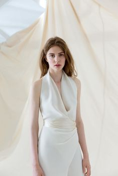 Bianca jumpsuit | Cortana Wedding Dress