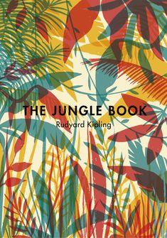 El libro de la selva en Behance en libro